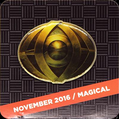 Loot Crate Alien Xenomorph Facehugger Metal Pin Badge